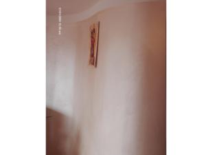 Cartongesso - Lavorazione di parete con forma tondeggiante